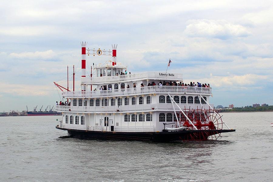Liberty Belle Yacht
