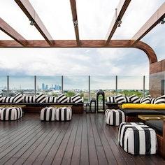 McCarren Hotel Rooftop Williamsburg