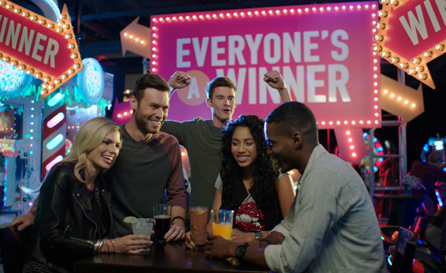 Dave & Buster's New York VIP New Years Parties | Get Tickets Now