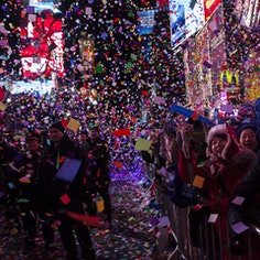 Ball Drop NYC NYE Party Pass