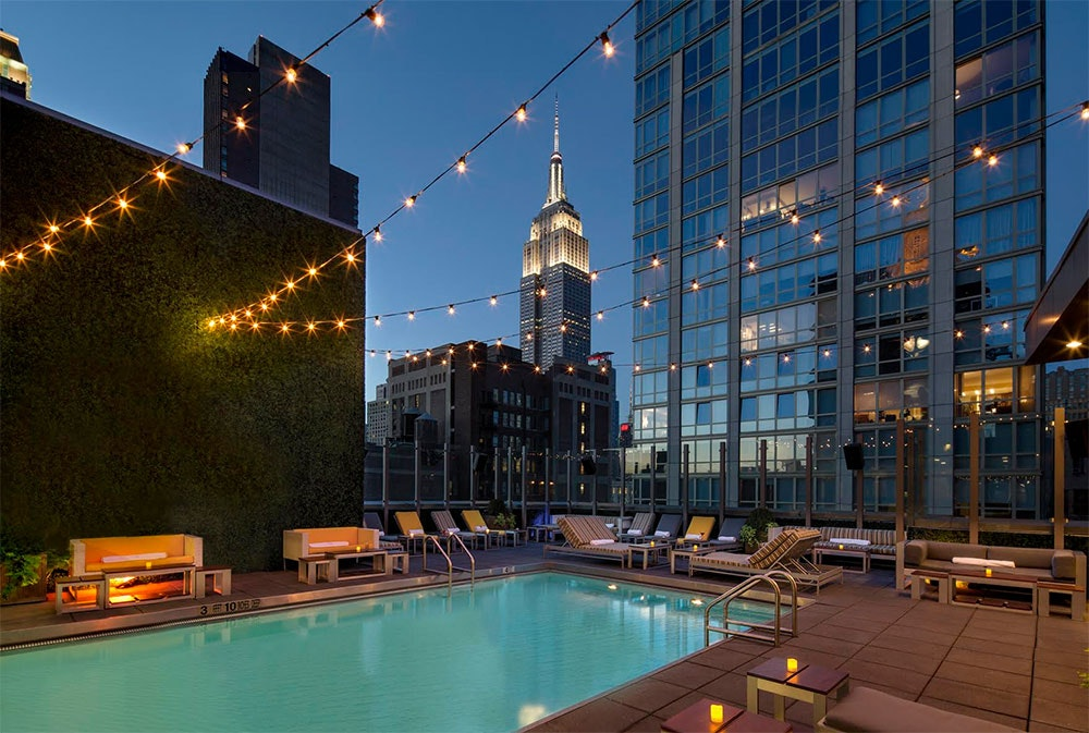 Royalton Park Rooftop (formerly Gansevoort Park)