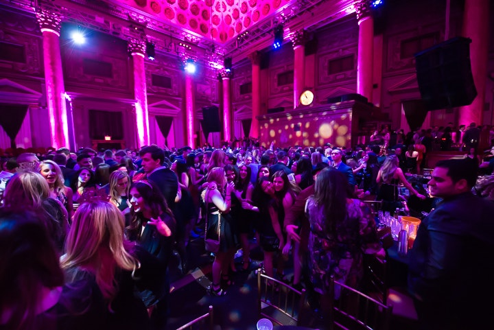 Party at Capitale NYE
