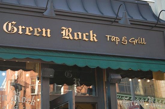 Green Rock Tap & Grill