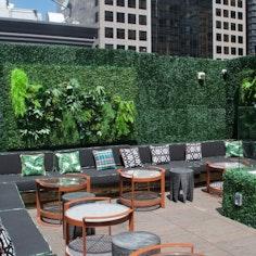 PHD Terrace at Dream Midtown Hotel