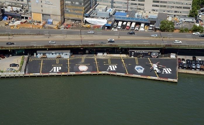 34th Street Heliport
