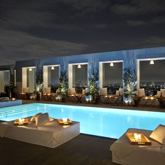 Skybar at Mondrian Hotel