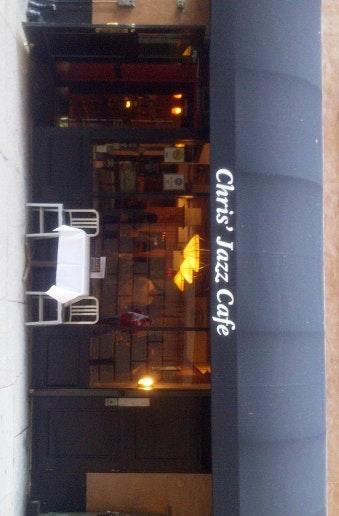 Chris' Jazz Café