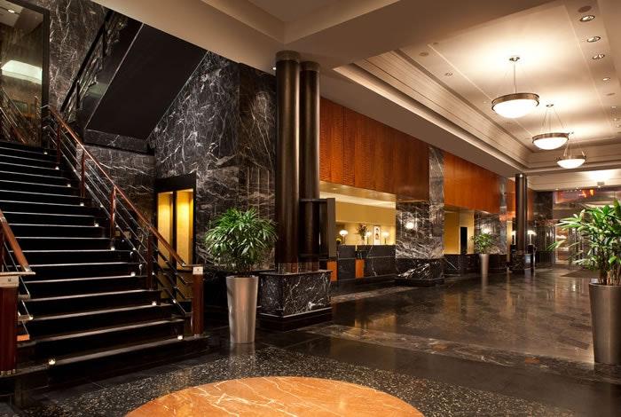 Millennium Broadway Hotel Ball Drop View