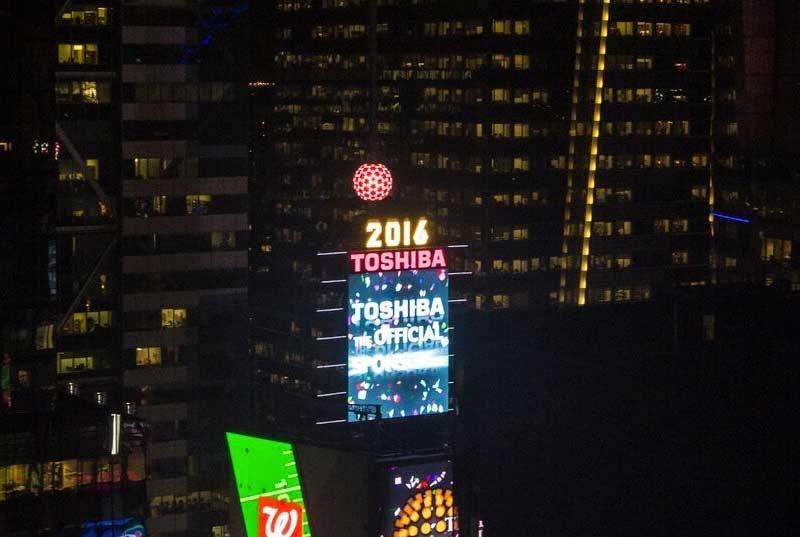 Millennium Broadway Hotel Ball Drop View New York VIP New ...