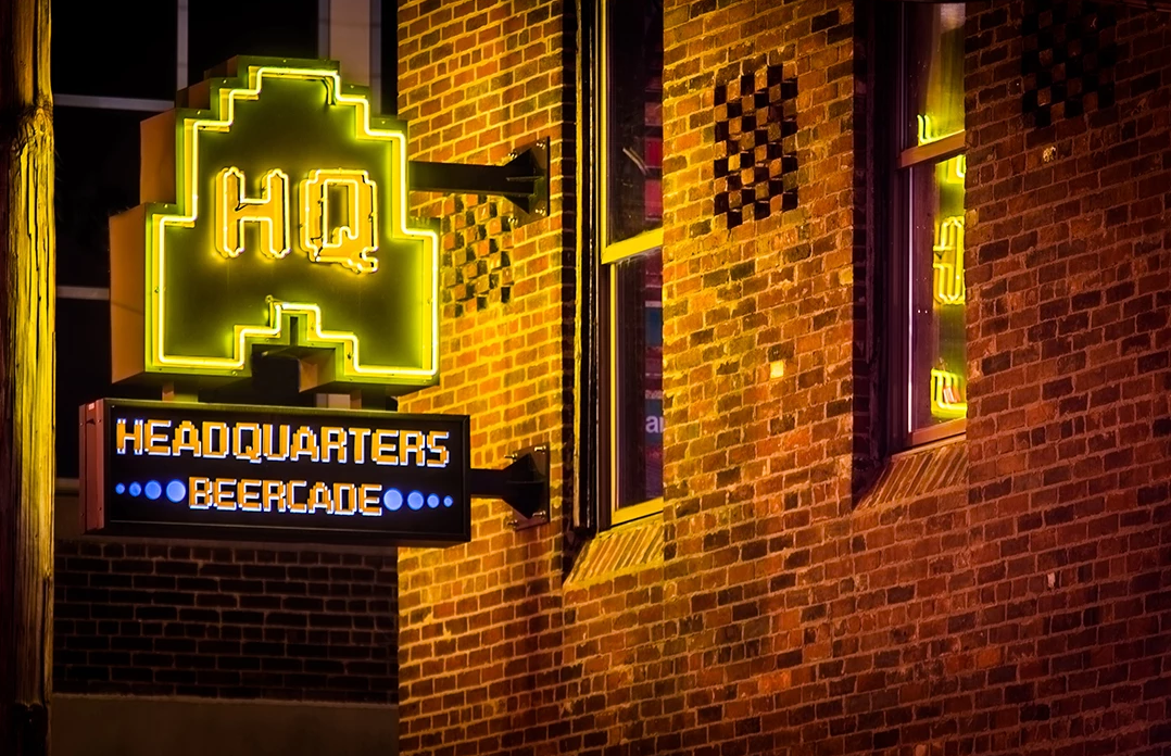 HQ Beercade Nashville
