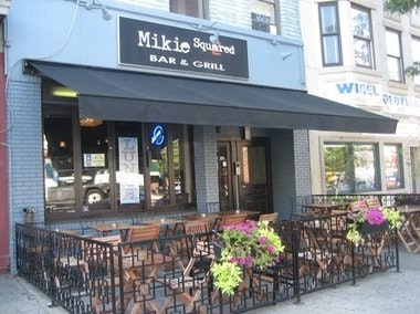Mikie Squared Bar & Grill