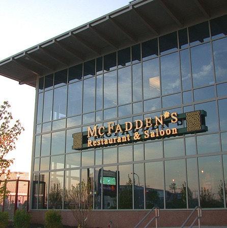 McFaddens at Citizens Bank Ballpark